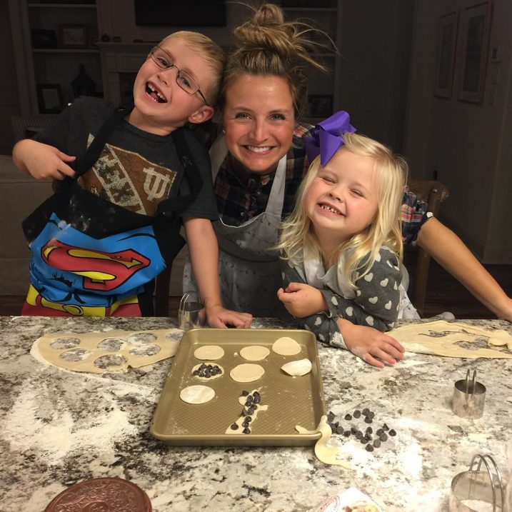 Baking with my homies holidays dailyfancyashley2015 littlepresidents