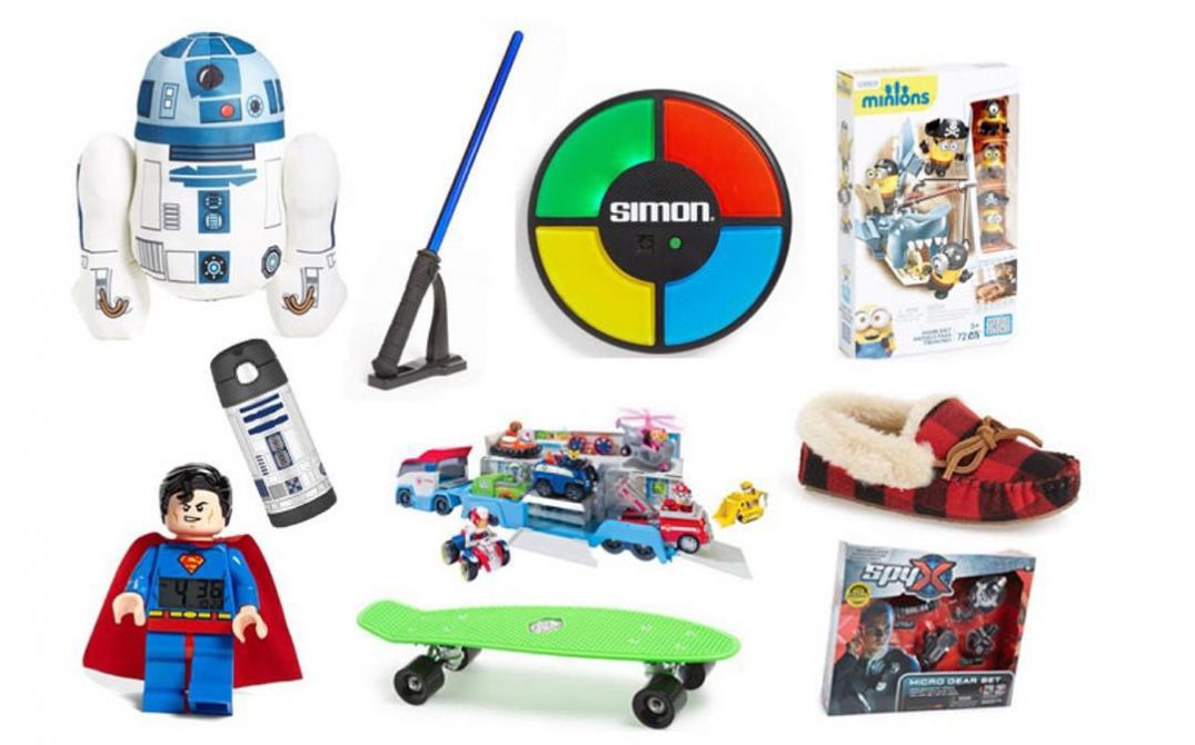 Gift guide for the little guys is over on thehellip