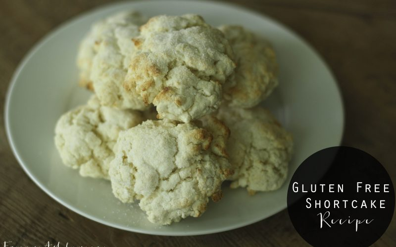Gluten Free Shortcake Recipe