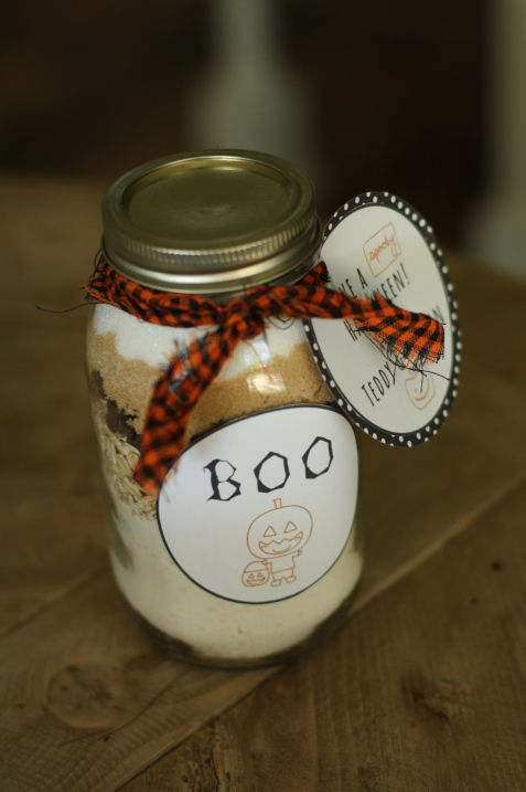 Boo Cookies // Fancy Ashley