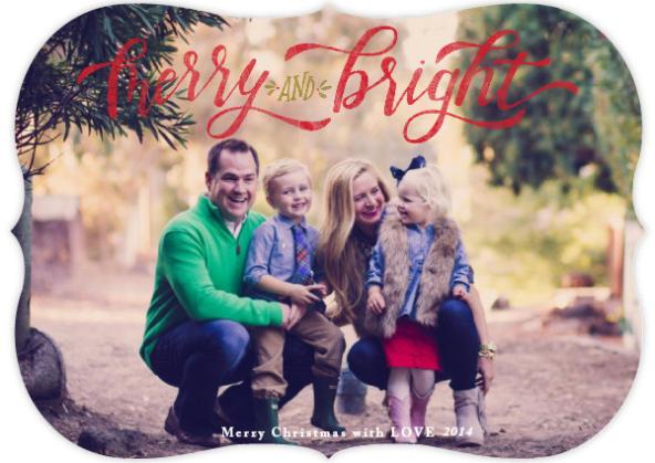 Holiday Card Roundup // Fancy Ashley