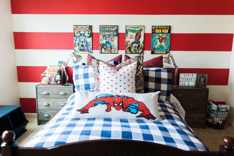 boys super hero bedroom fancy ashley