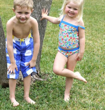 Spring Break Essentials for Kids // Fancy Ashley