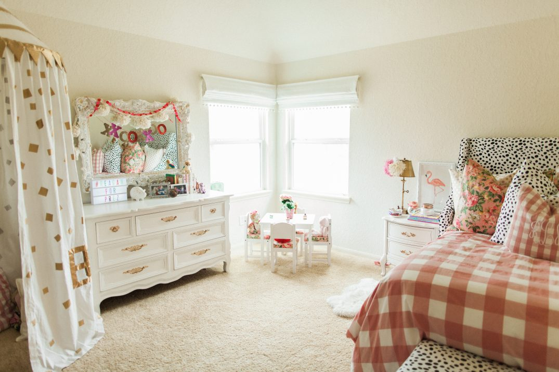 Home Tour Tuesday: Reagan's Room // Fancy Ashley
