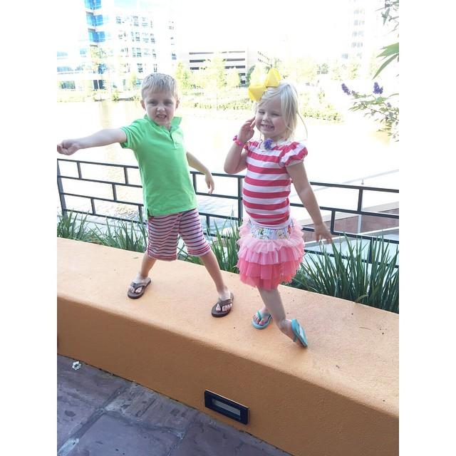 Posin' #dailyfancyashley2015 #littlepresidents