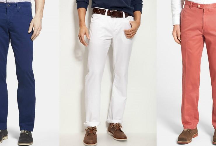 Spring Pants for Men