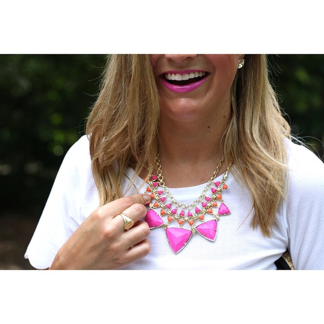 Scallops and pink are over on the bloggity blog today!hellip