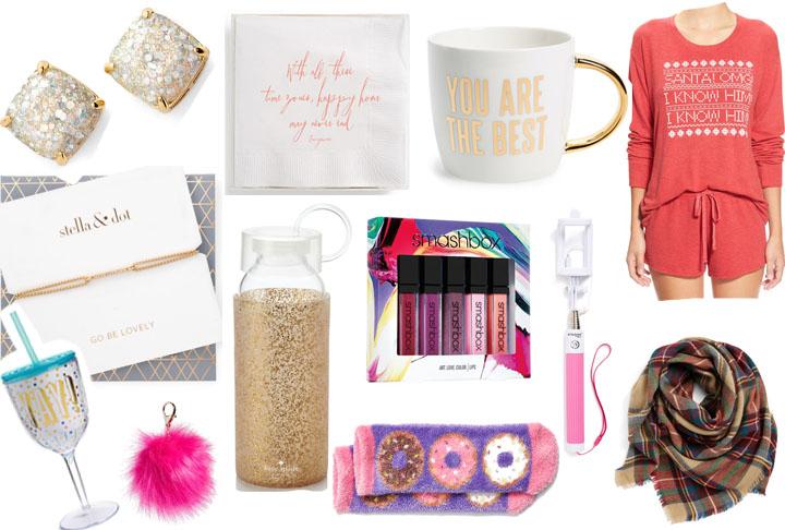 Girlfriend & Sister Gift Ideas 2015