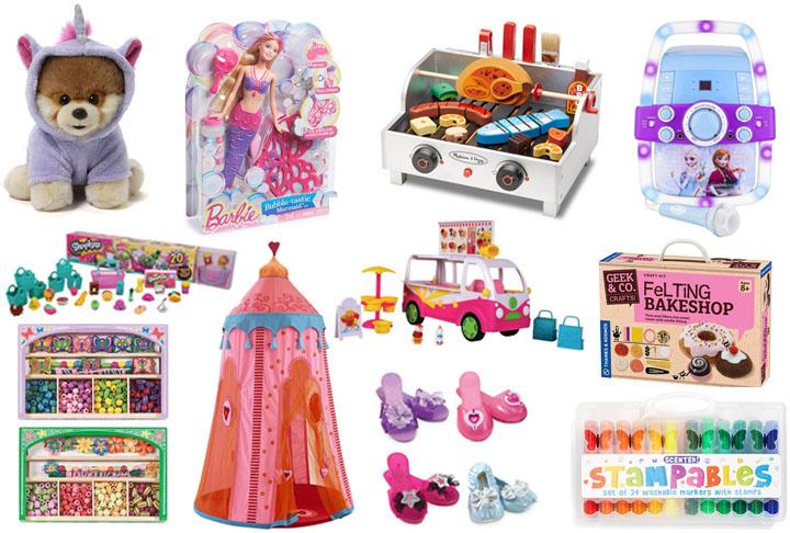 Gift Guide for Little Girls
