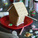 Gingerbread House Pajama Party
