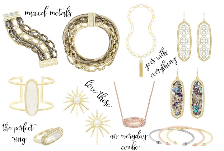 Currently Craving: Kendra Scott Summer Collection