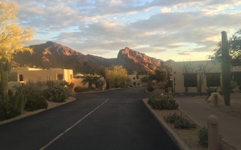 A Weekend in Scottsdale