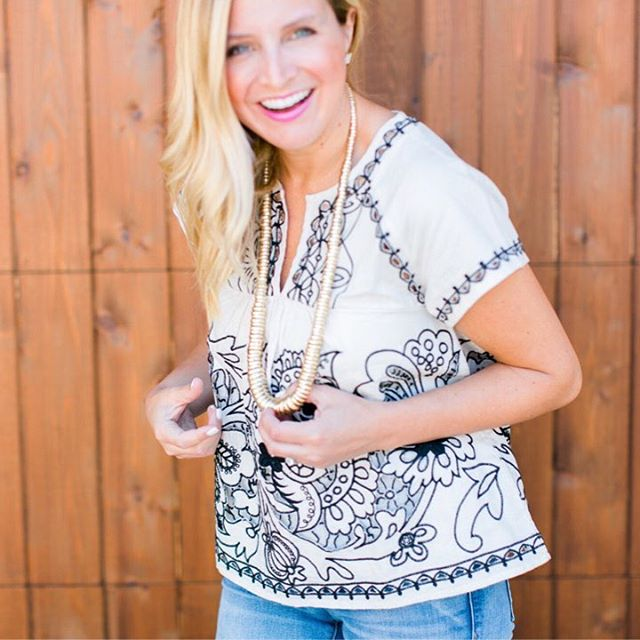 My favorite top and necklace are on big time salehellip