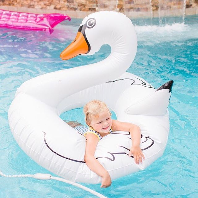 We are sharing our favorite summer pool floats over onhellip