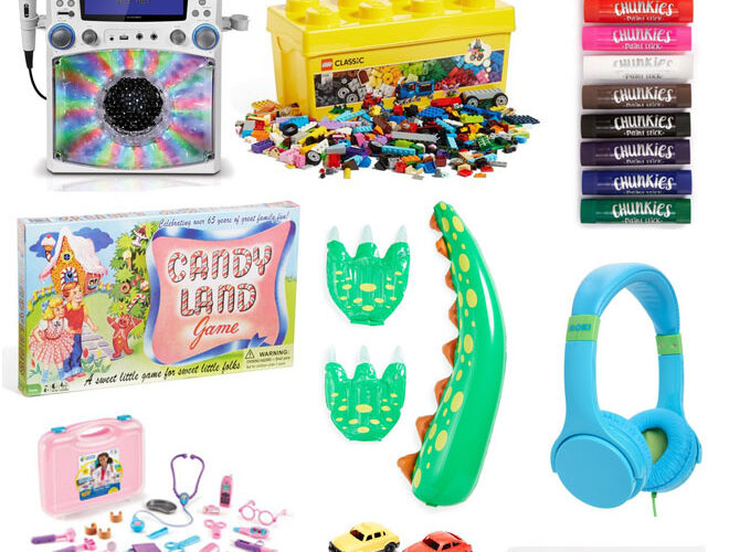 100 Holiday Gift Ideas for Kids