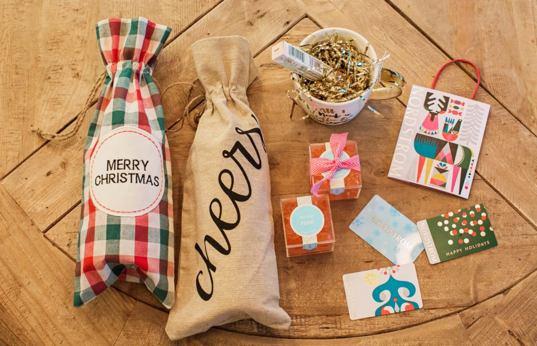 Fast, Easy, Fun and Creative Gift Ideas for all the people on your list!