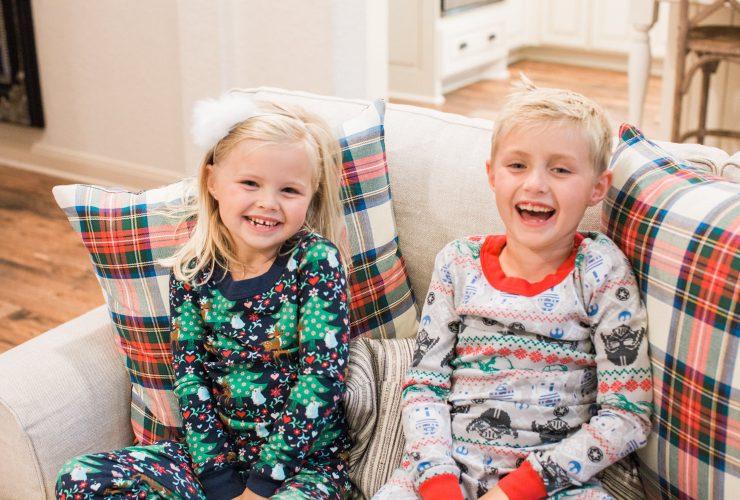 Holiday Pajamas for Kids