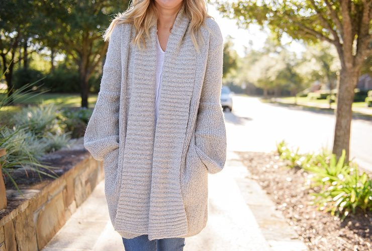 Sweater, Jeans and Booties