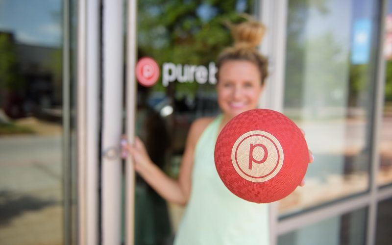 Pure Barre and 60 Days of Toning Up