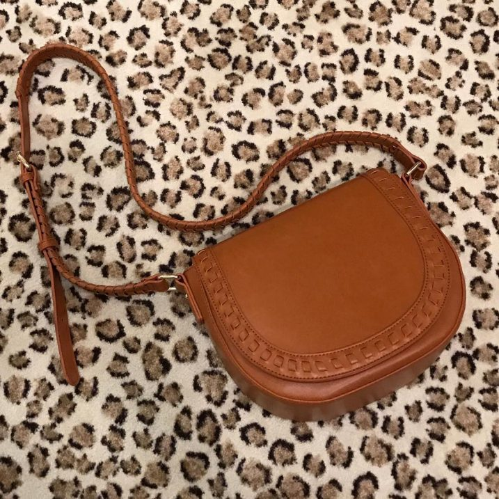 The cutest crossbody bag! Its the perfect size Not toohellip