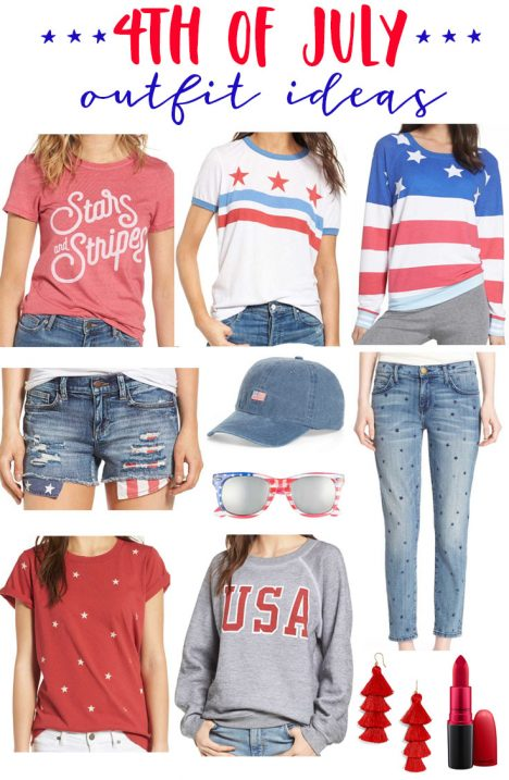4th-of-july-outfit-ideas  sc 1 st  Fancy Ashley & 4th of July Outfit Ideas for Women and Kids - Fancy Ashley