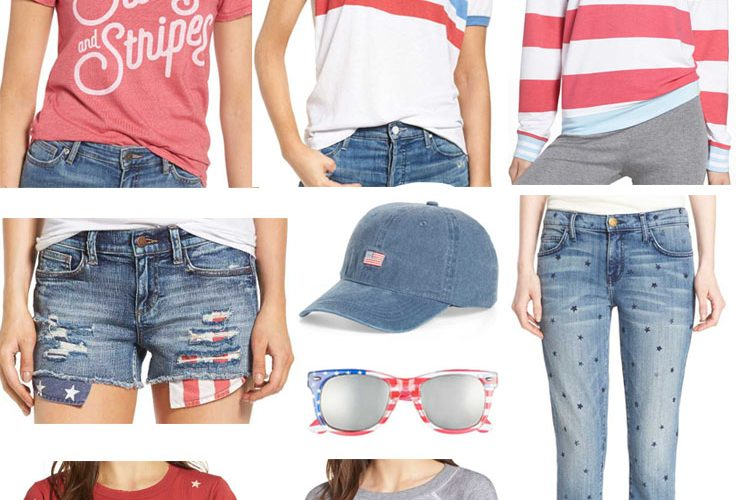 4th of July Outfit Ideas for Women and Kids