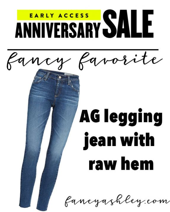 anniversary sale ag jeans