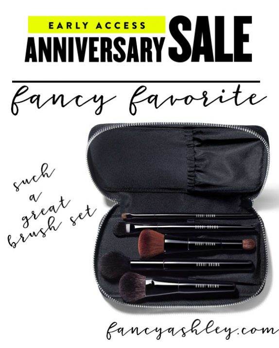 Nordstrom Anniversary Sale - Beauty Favorites featured by popular Houston style blogger, Fancy Ashley