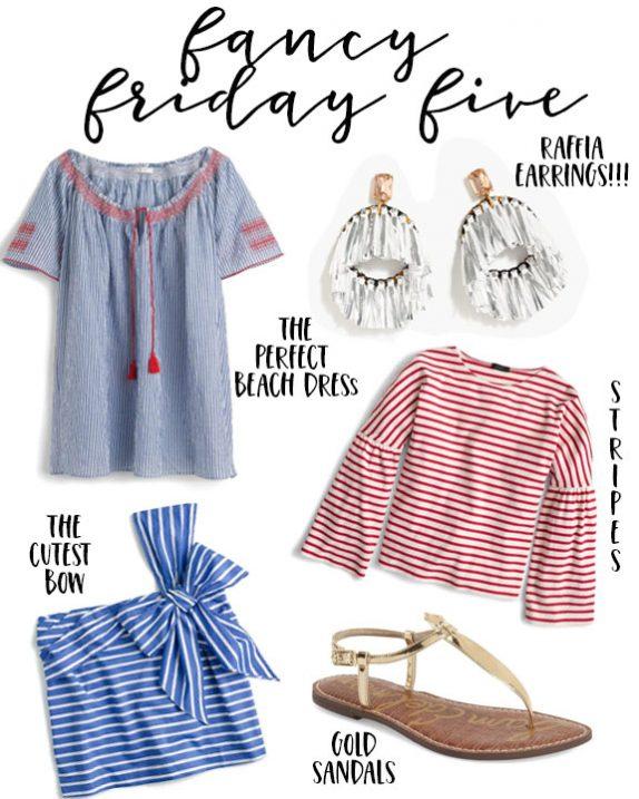 fancy-friday-five
