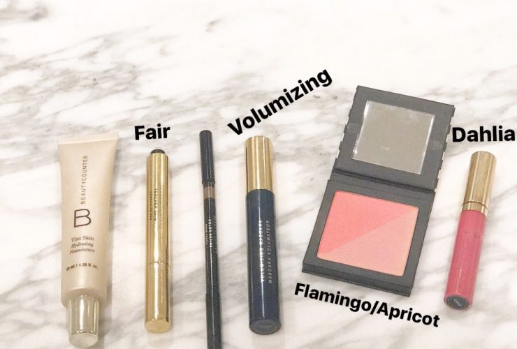 Beautycounter Flawless In Five Makeup Video Tutorial
