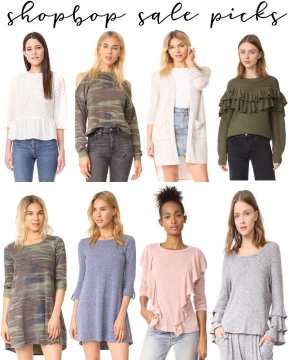 Shopbop Sale Choices