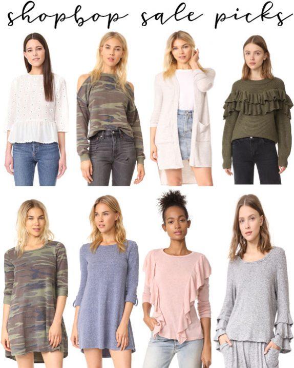Shopbop Sale Choices