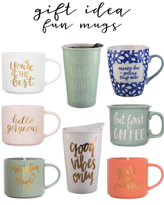 Perfect Gift Idea Coffee Mugs