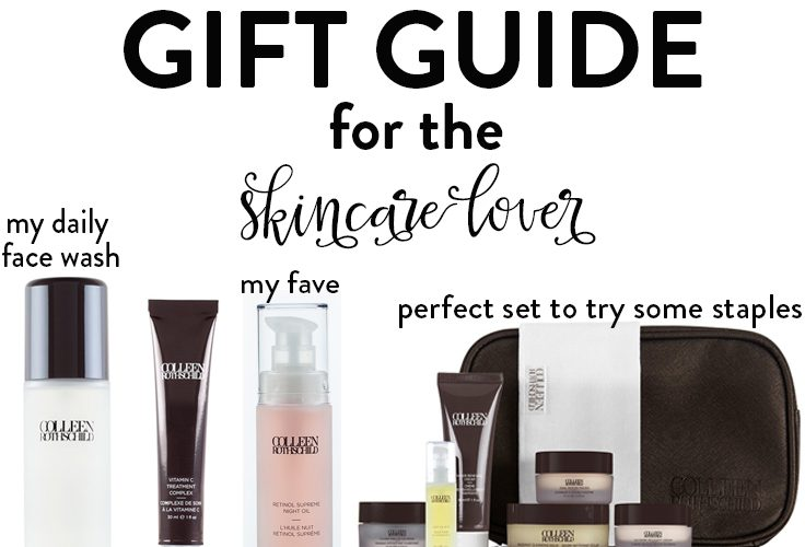 Gift Guide: For The Skincare Lover