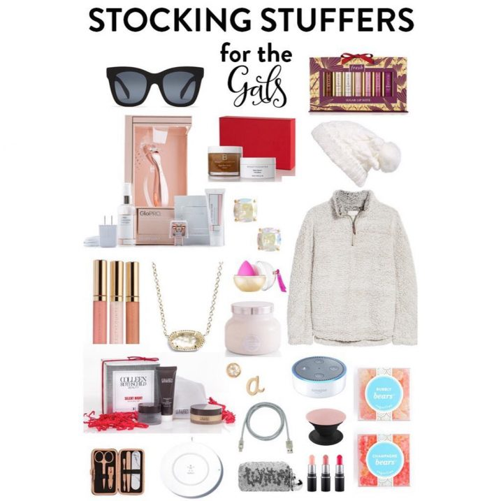 Sharing some great stocking stuffer ideas for the gals overhellip