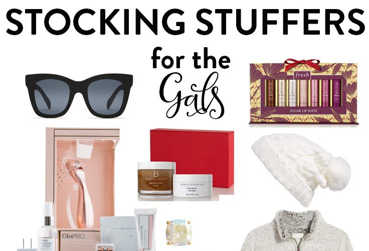 Stocking Stuffers: For The Gals