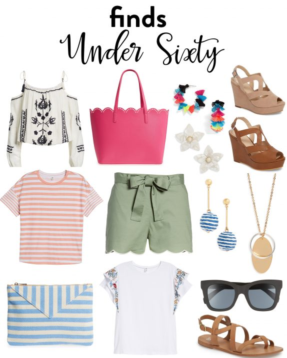 under sixty finds