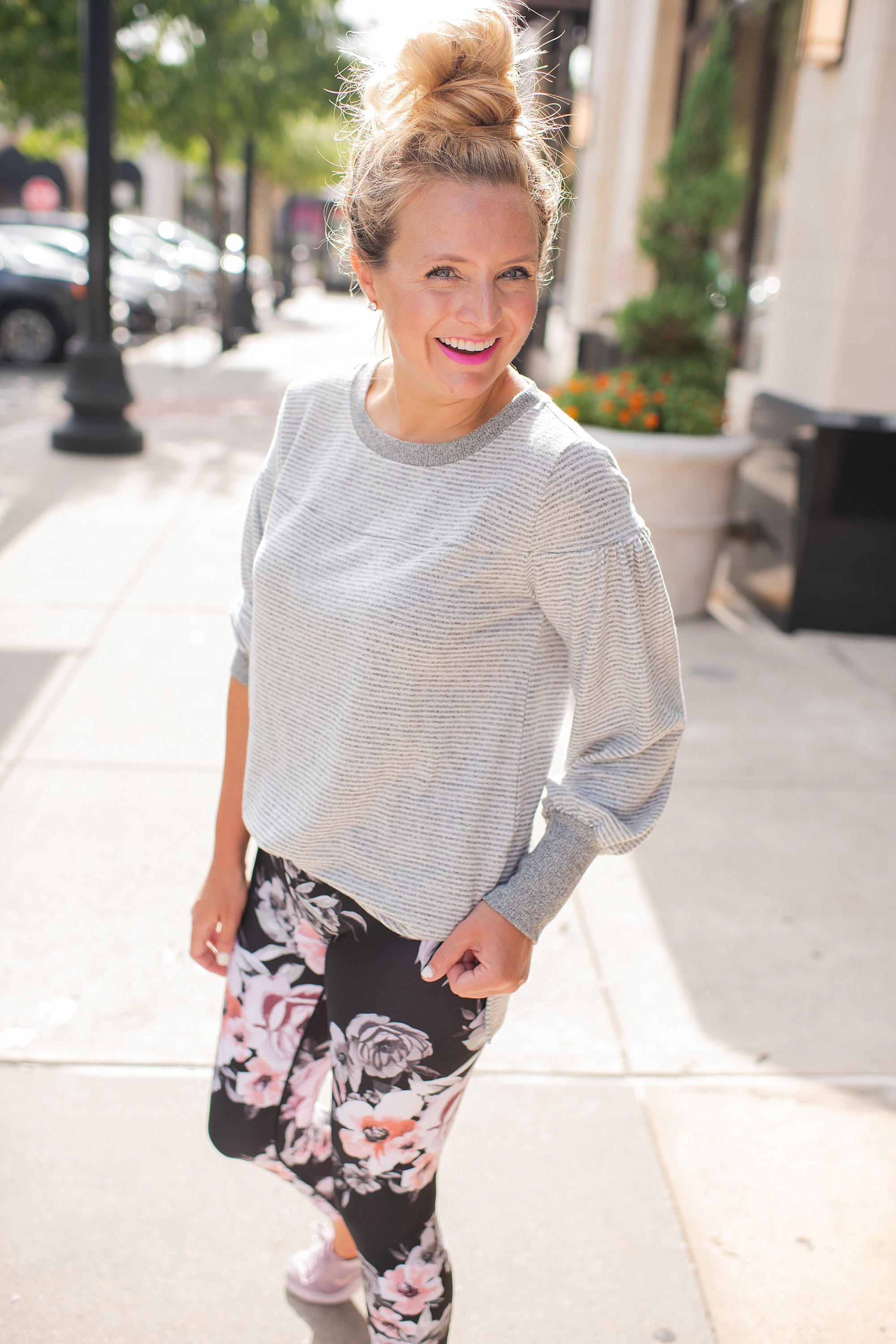 BBG 12 Week Program featured by popular Houston life and style blogger, Fancy Ashley