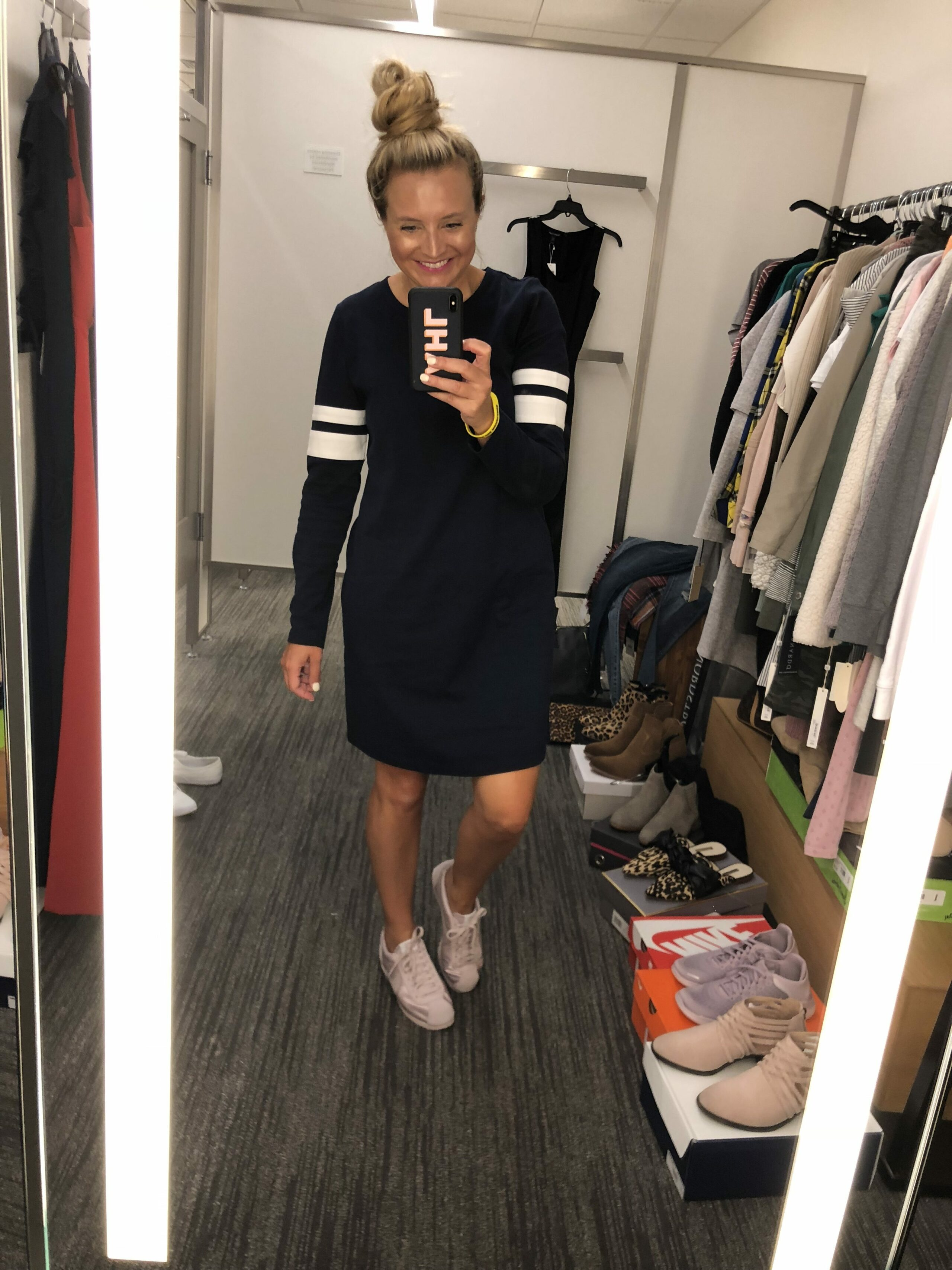 Nordstrom Anniversary Sale Public Access featured by popular Houston fashion blogger, Fancy Ashley