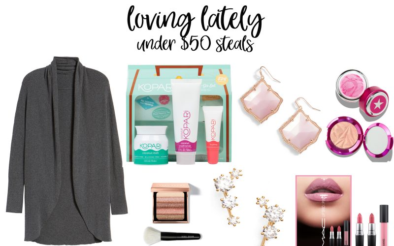 Loving Lately – Under $50 Steals