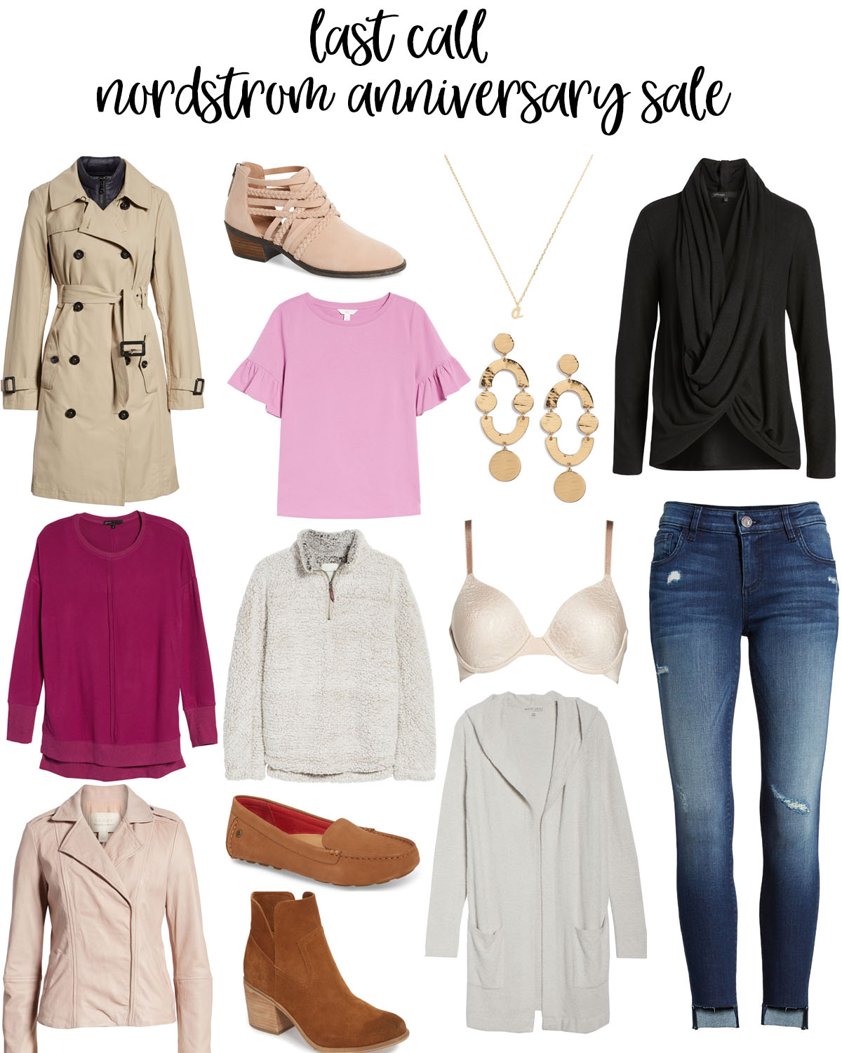 Nordstrom Anniversary Sale favorites featured by Houston fashion blogger, Fancy Ashley