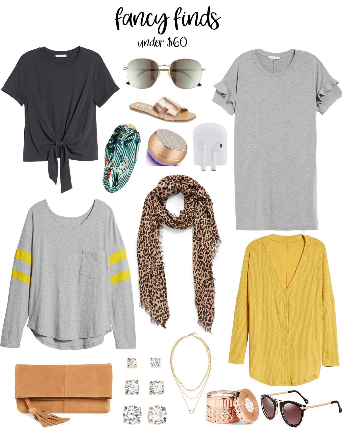 Current Favorites Under $60 featured by popular Houston fashion blogger, Fancy Ashley