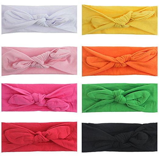 Friday Favorites featured by popular life and style blogger, Fancy Ashley: colorful headbands
