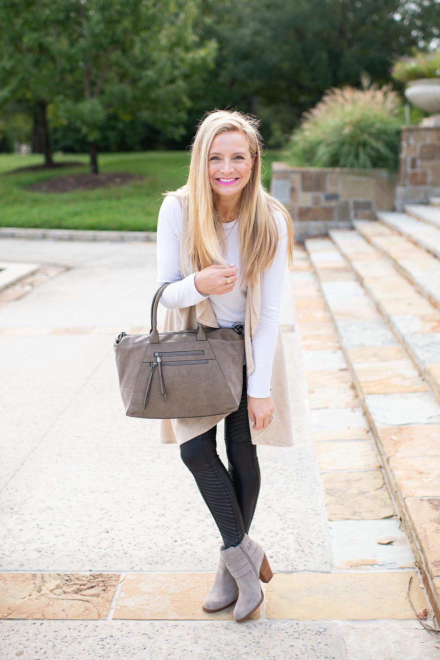 Fall Essentials featured by popular Houston fashion blogger, Fancy Ashley - Friday Favorites