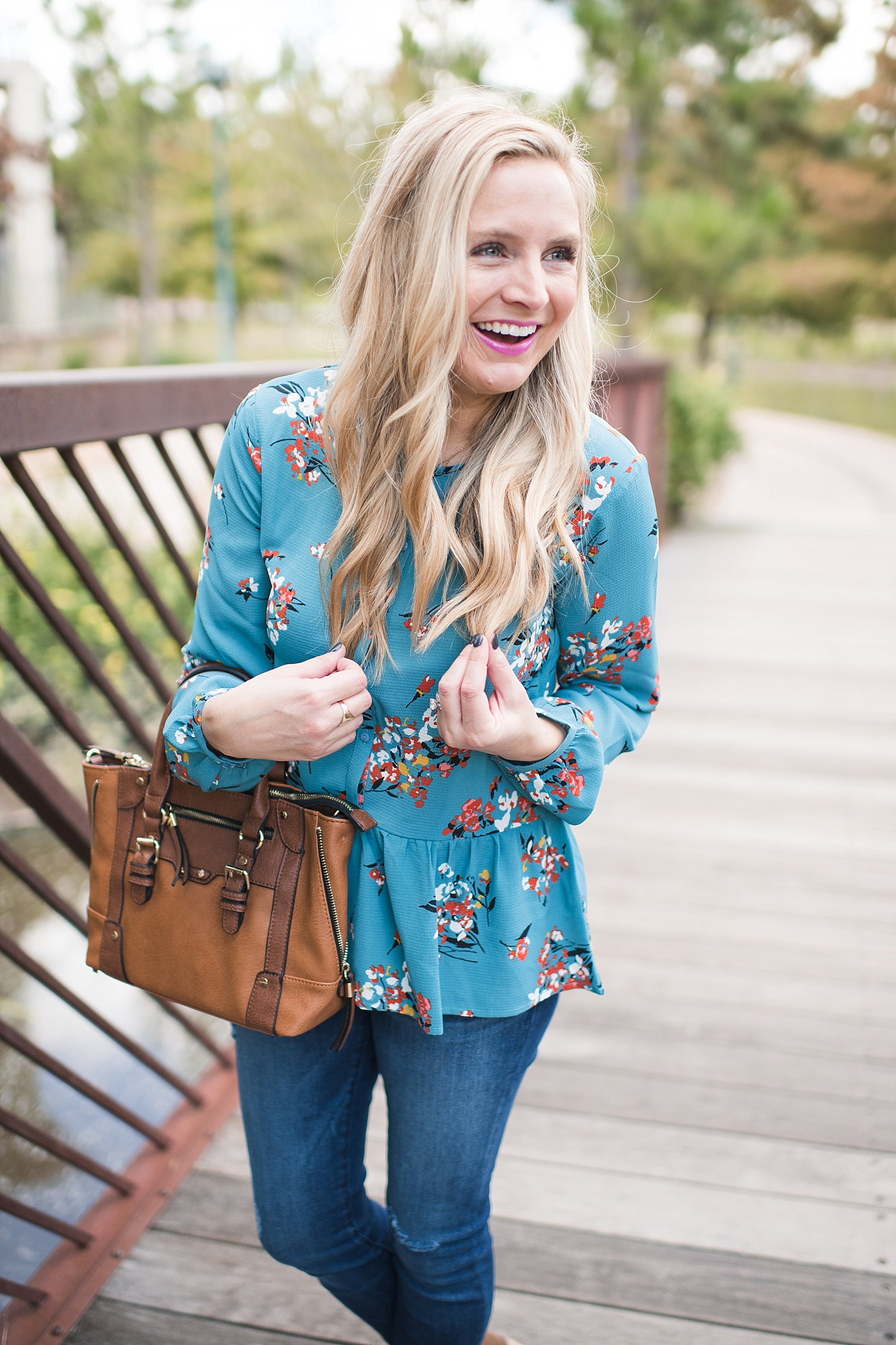 Gibson x Glam Collection featured by popular Houston fashion blogger, Fancy Ashley