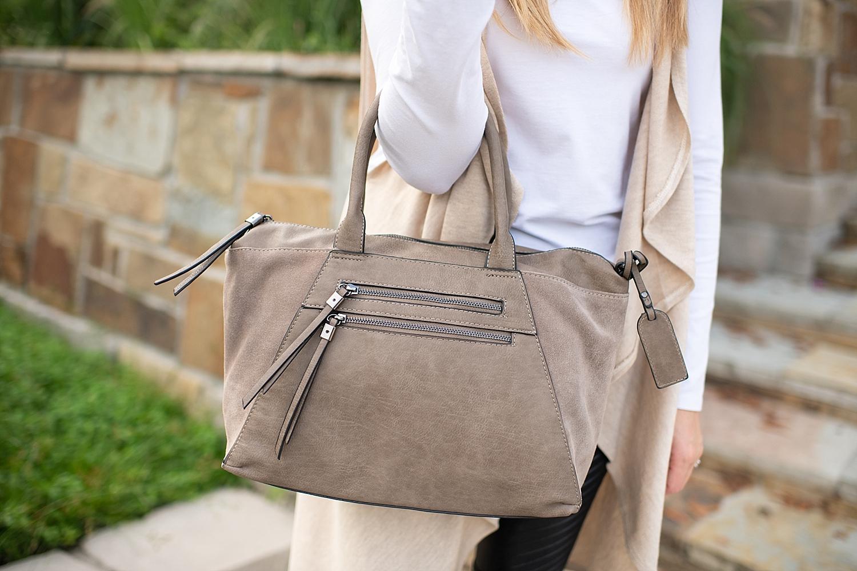 Fall Essentials featured by popular Houston fashion blogger, Fancy Ashley