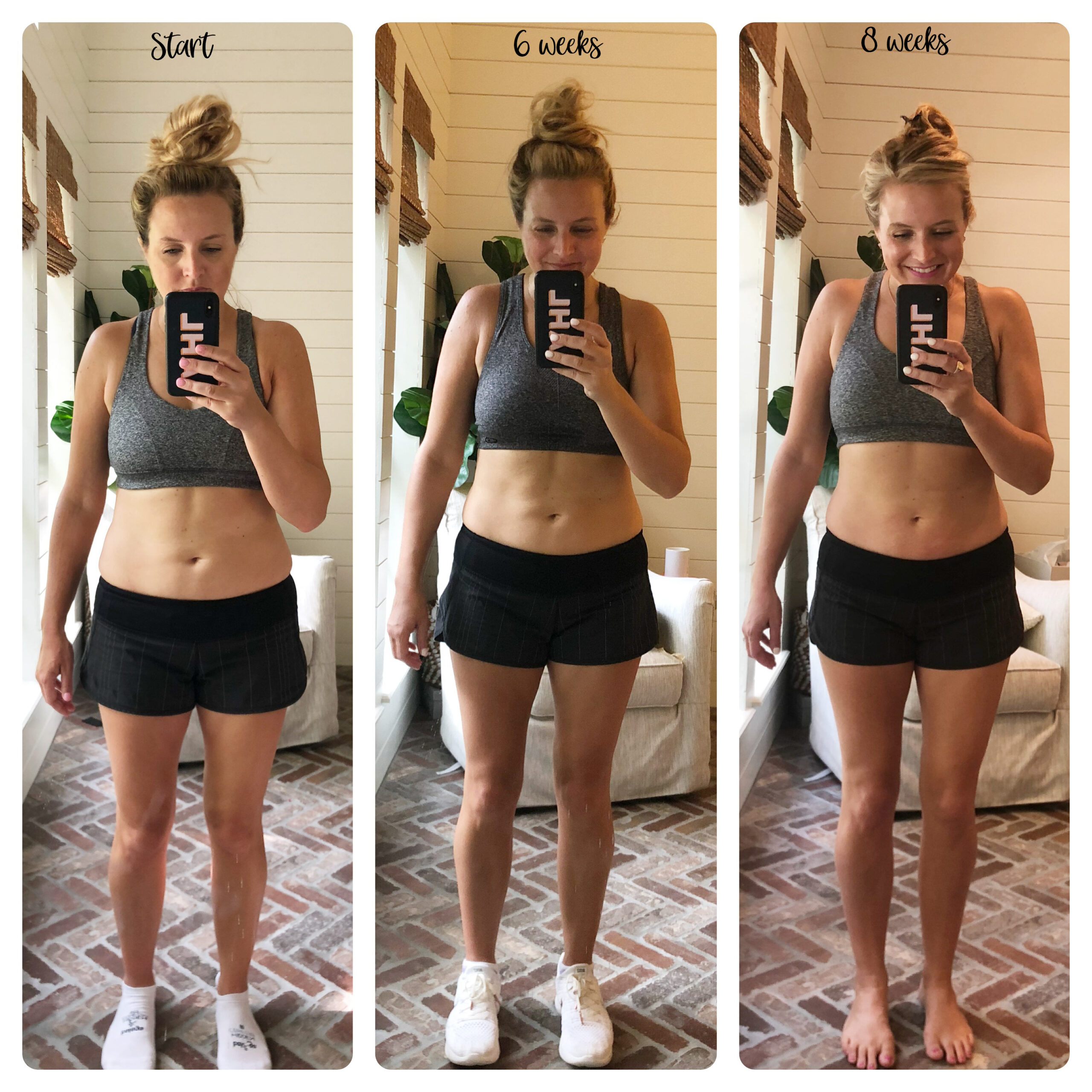 BBG before and after featured by popular Houston life and style blogger, Fancy Ashley