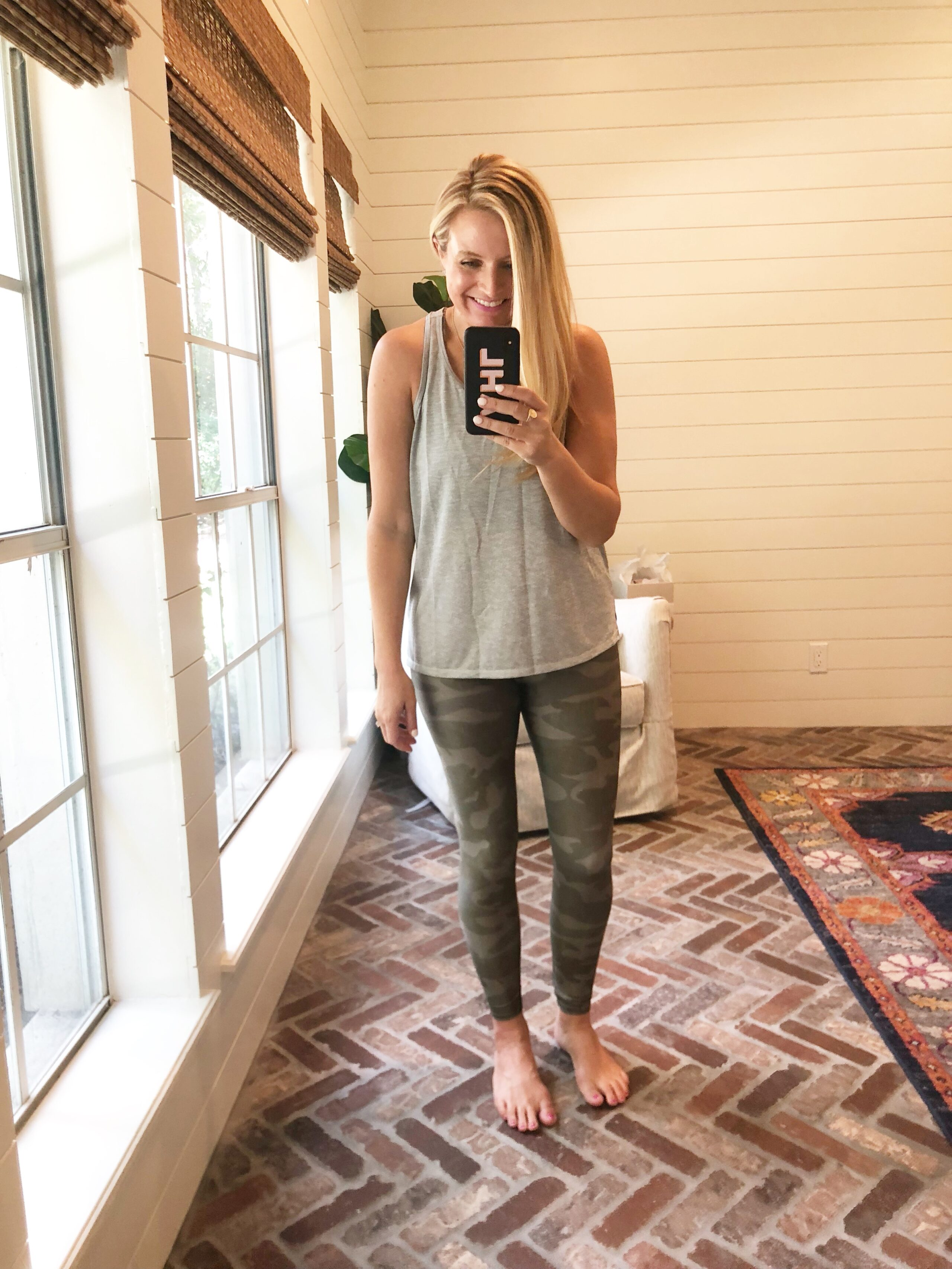 BBG results featured by popular Houston life and style blogger, Fancy Ashley