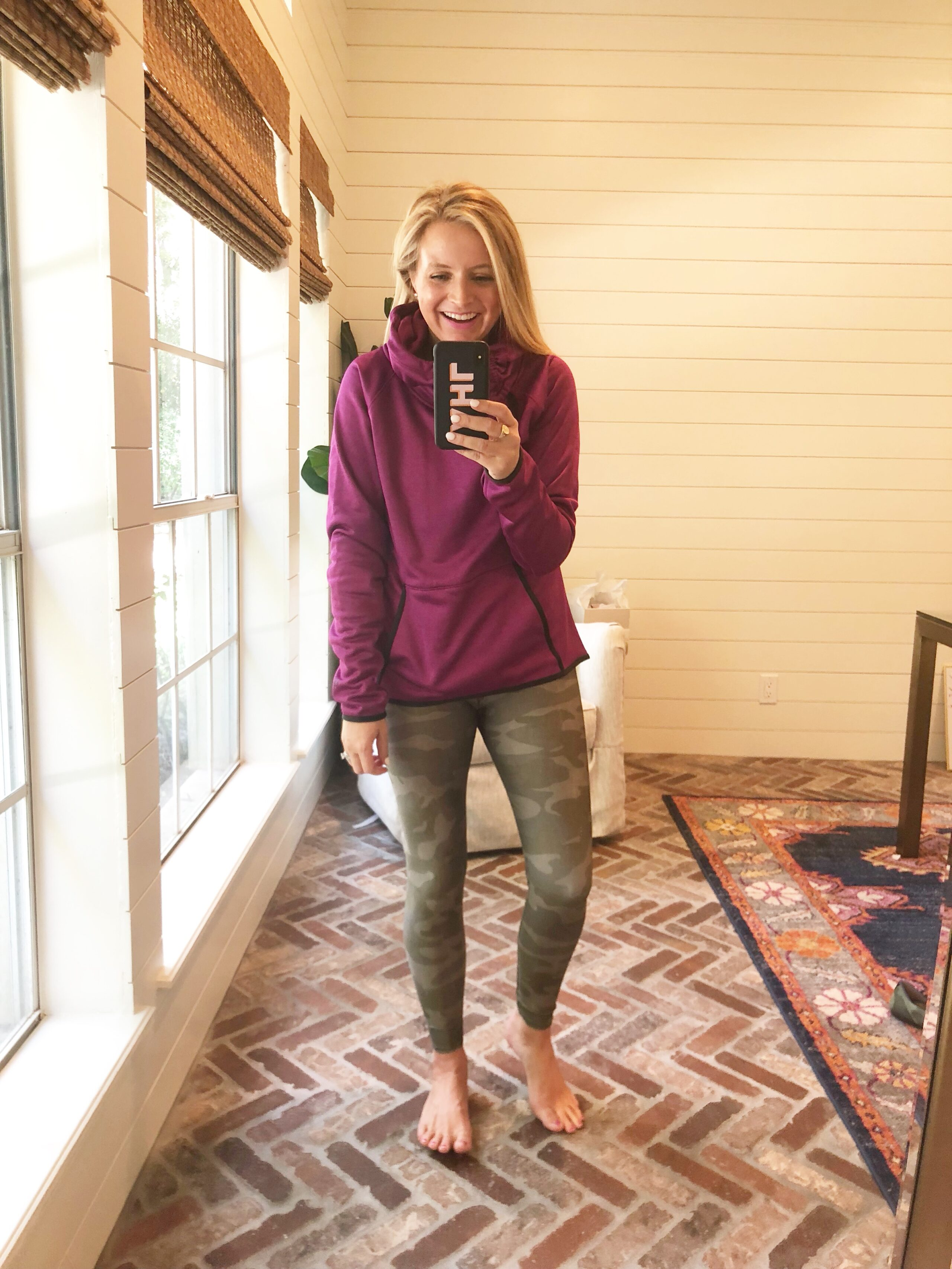 BBG results and Amazon favorites workout wear by popular Houston life and style blogger, Fancy Ashley