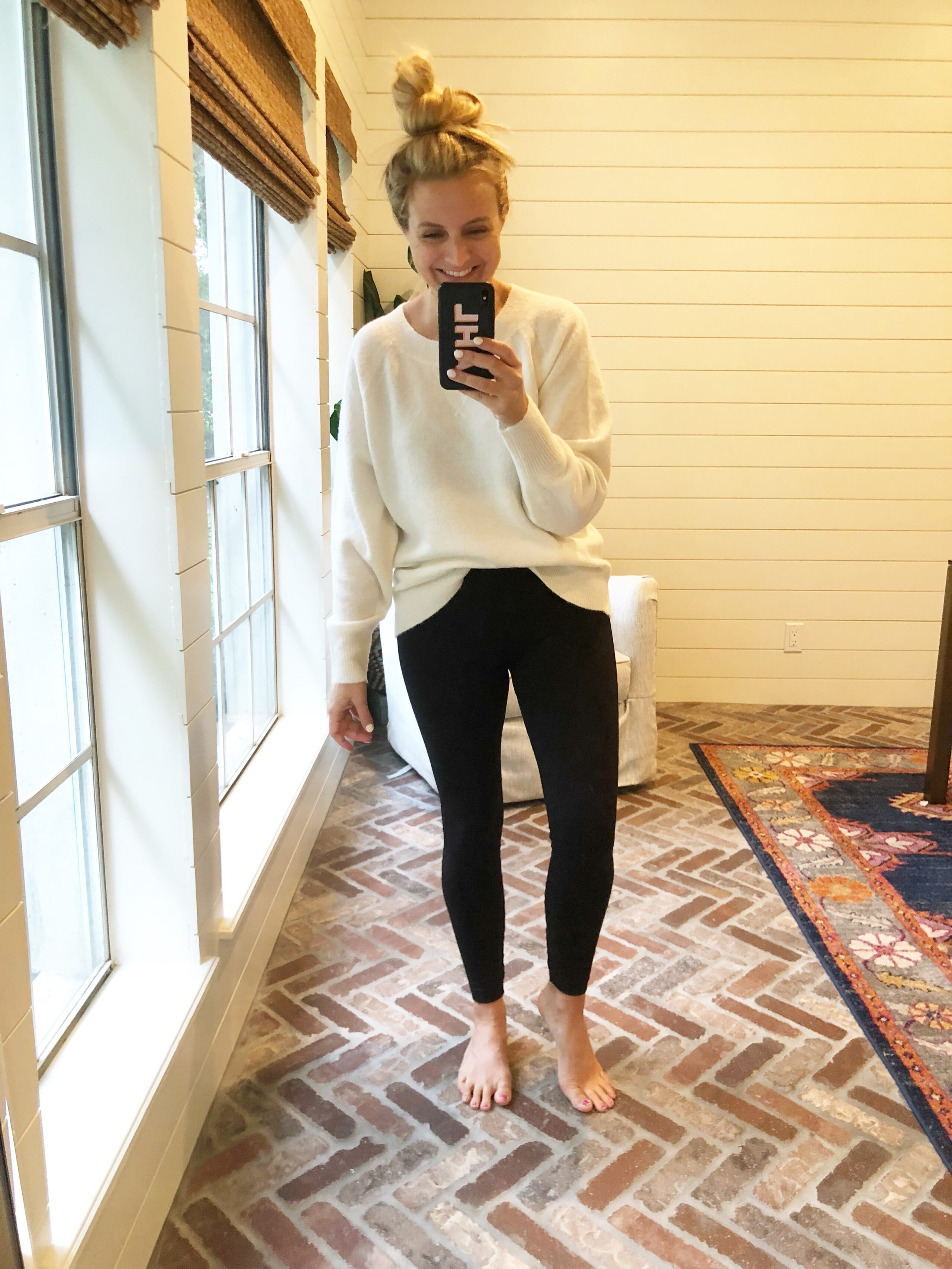 J Crew Favorites on Amazon, featured by popular Houston fashion blogger, Fancy Ashley: J Crew pullover sweater
